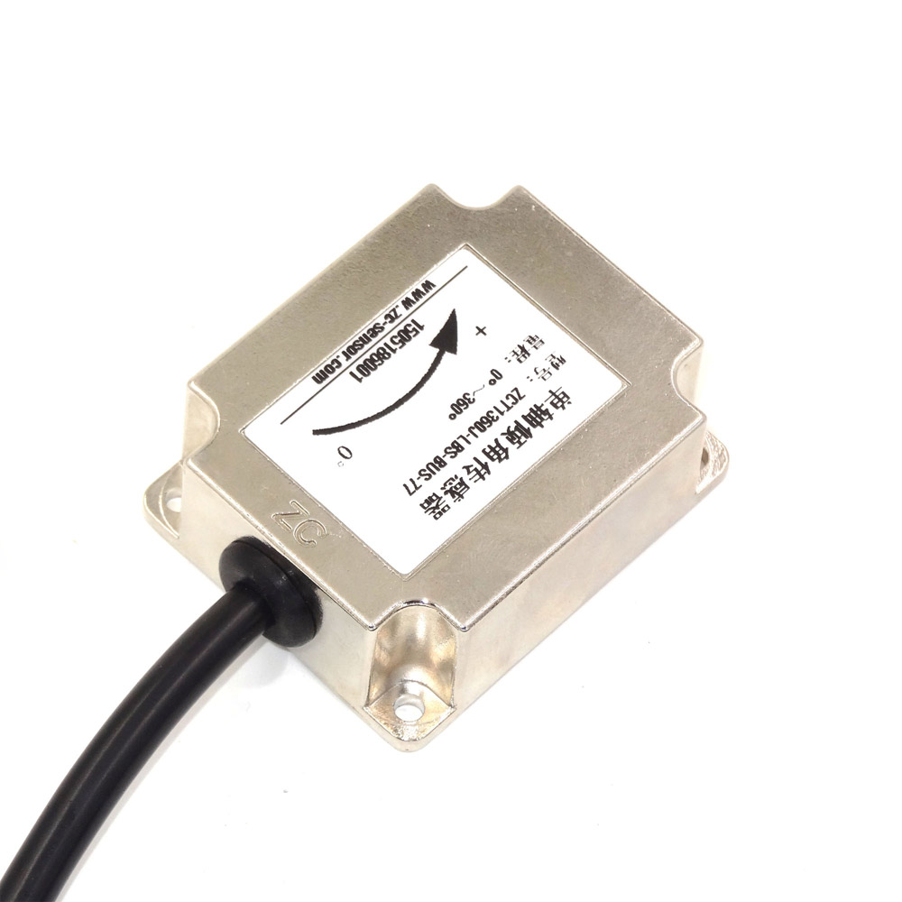 » Small Size Low Cost  Digital RS485 Output Inclinometer