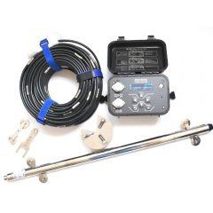 Vertical Digital MEMS Inclinometer System