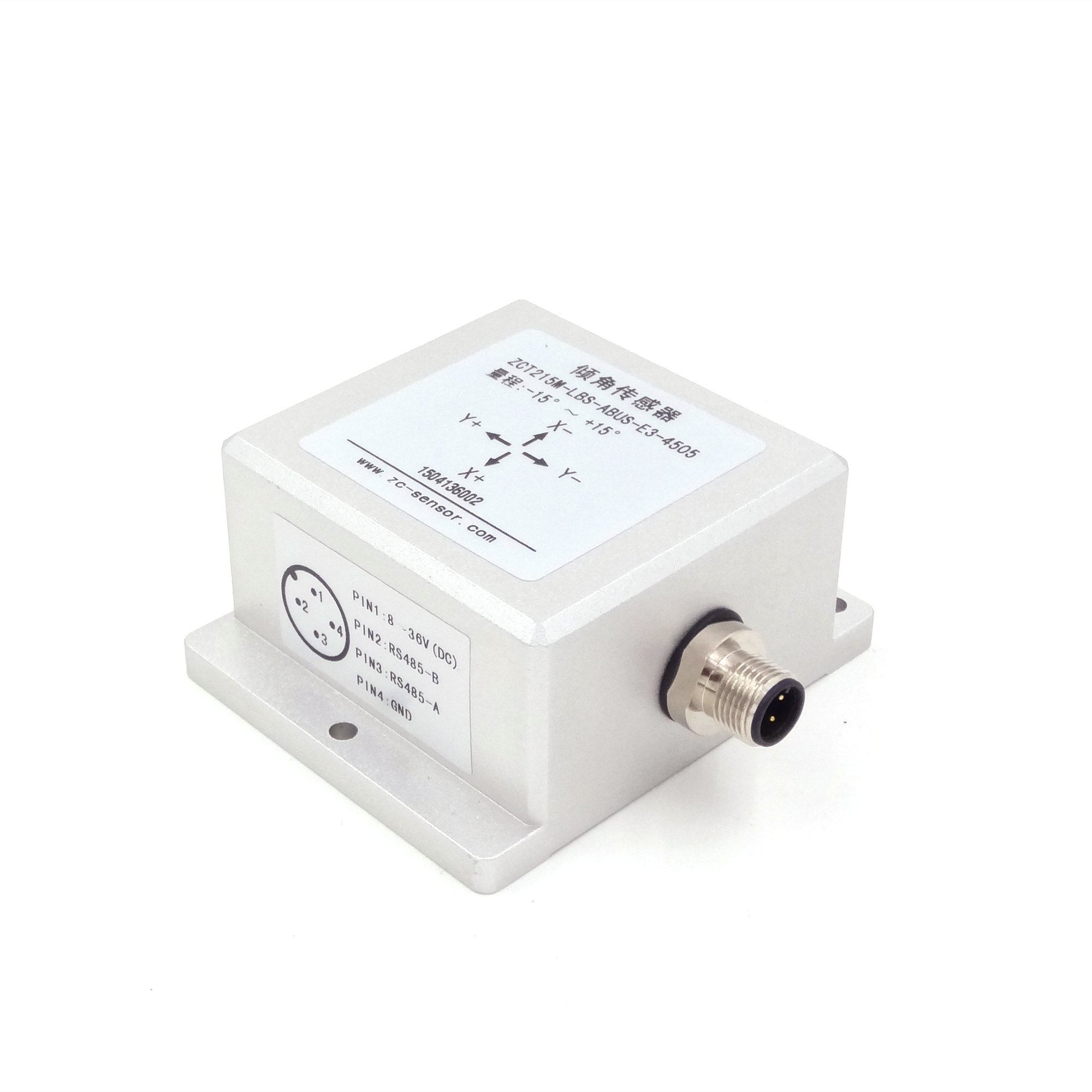 » High Accuracy Dual axis Digital Inclinometer