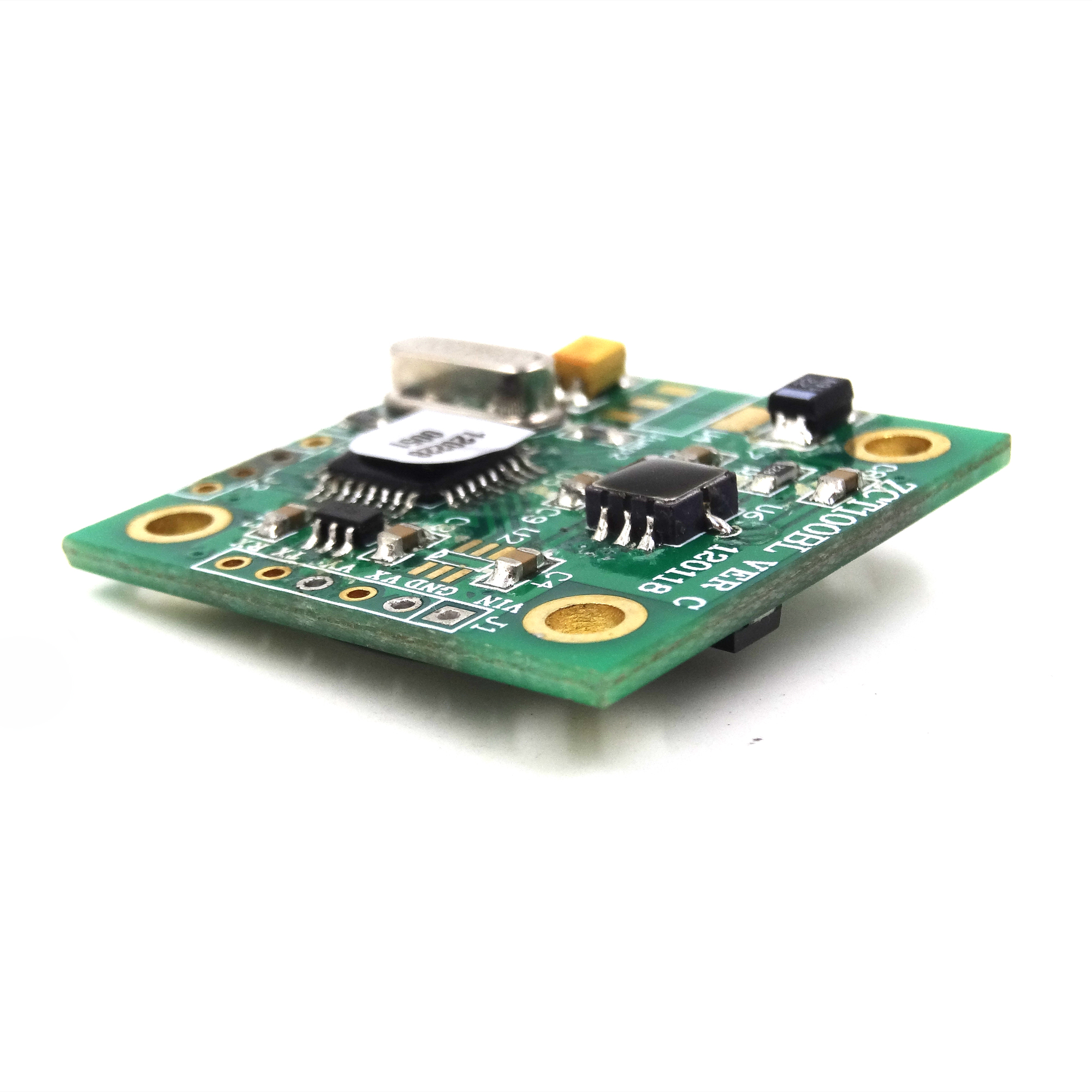 » Bare Board Dual Axis Voltage Output Inclinometer
