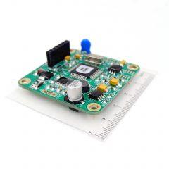 单轴电流型倾角传感器