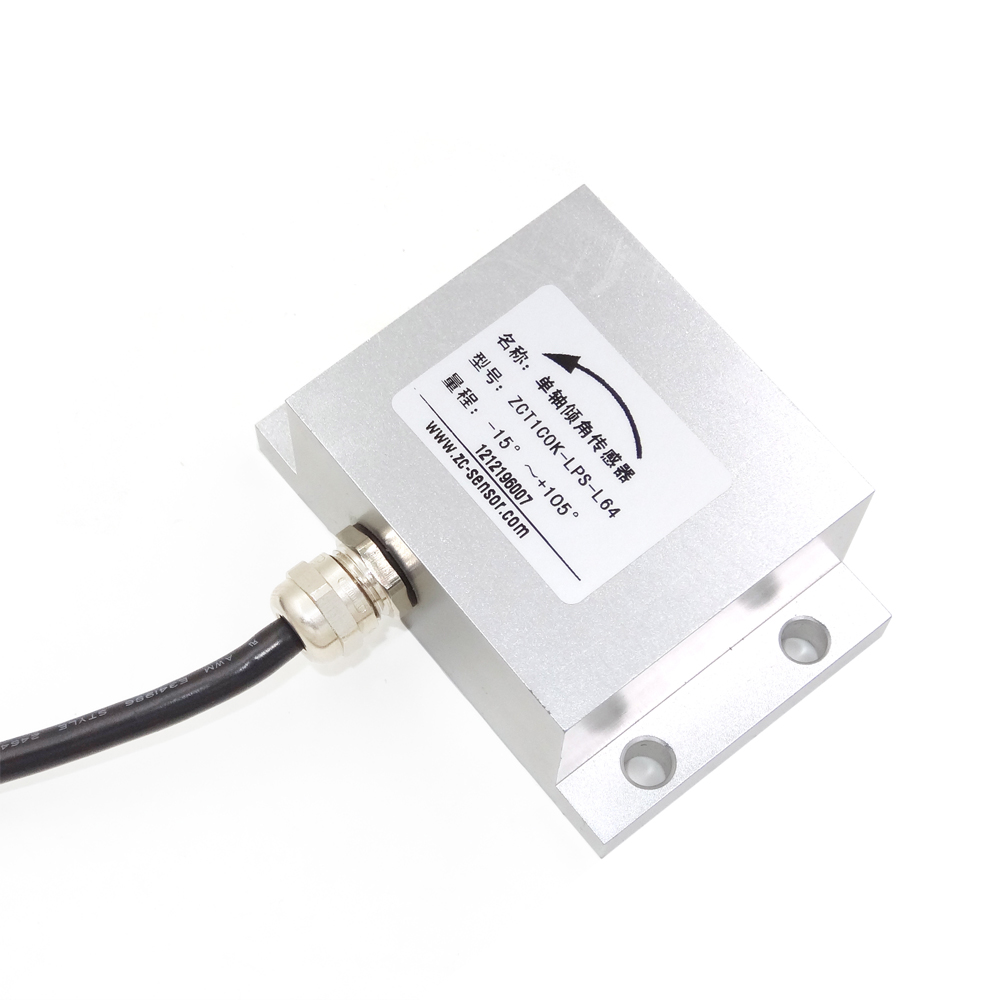 » Single Axis Current Tilt Sensor Inclinometer