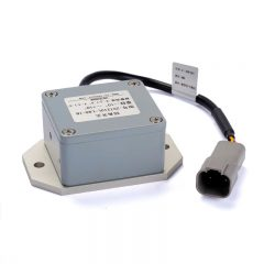 Biaxial axis alarm Relay output tilt switch for aerial lifts