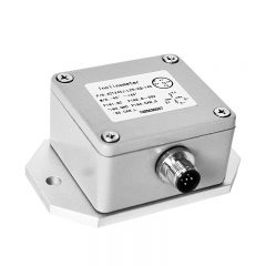 Normal accuracy low cost robust 2 axis digital tilt sensor for agriculture machinery