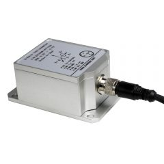 Inclinometer current output 4-20mA high resolution